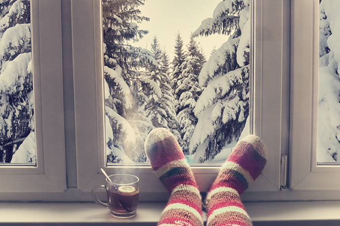 Winter Foot Care for Diabetics
